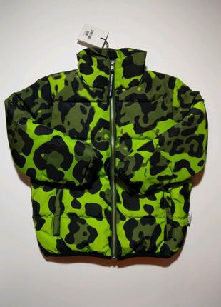 Куртка, пуховик.  Sometime Soon. Дания.  4 года, 104 см.