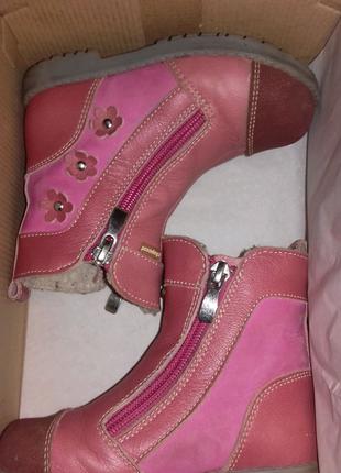 Сапоги ботинки для девочки демисезонные осень весна