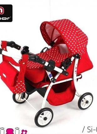 коляска для кукол ADBOR SISI 06