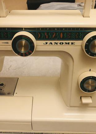 Janome 394L (LE 22 Anna)