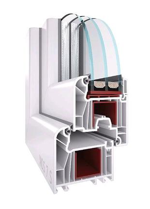 Акция! До - 15%! Металлопластиковые окна и двери WDS, Aluplast
