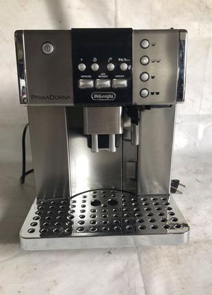 Кофемашина Delonghi 6600 PrimaDonna