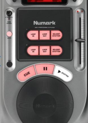 Dj проигрыватель вертушки cd пргигрыватель numark axis 4