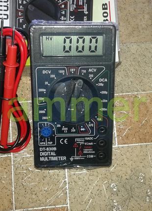 Мультиметр DT-830B (тестер) 75 грн