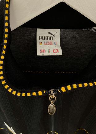 Кофта мастерка олимпийка Puma King