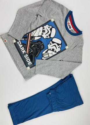 Sale! очень классные пижамы star wars&lego , tm disney {оригин...