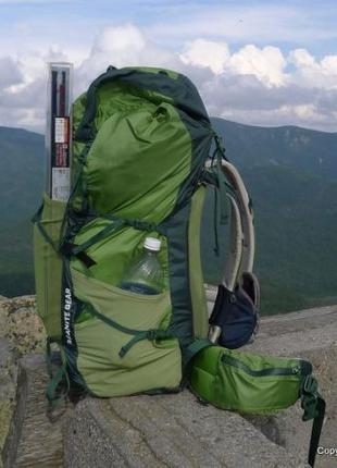Рюкзак туристический Granite Gear Lutsen 55 L/XL Зеленый Made ...