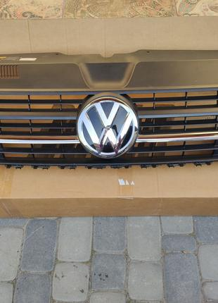 Решетка радиатора VW T6