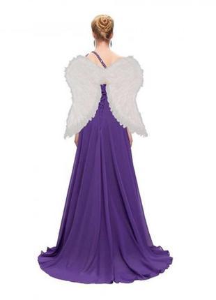 Маскарадный костюм ангел амур крылья очень большие