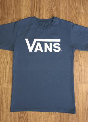 Vans футболка xs