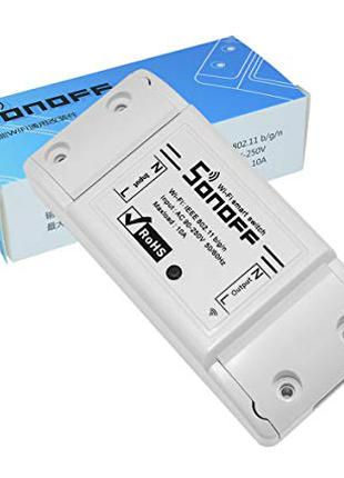 Wifi реле Sonoff Basic 10A 2200 Вт