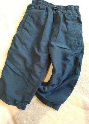 Спортивные штаны, состояние ок 12-18 мес