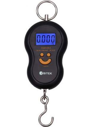 Весы ручные кантер (безмен) электронные до 50 кг
