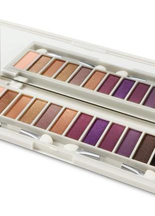 Палетка теней для век bh cosmetics 12 цветов enhancing beautif...