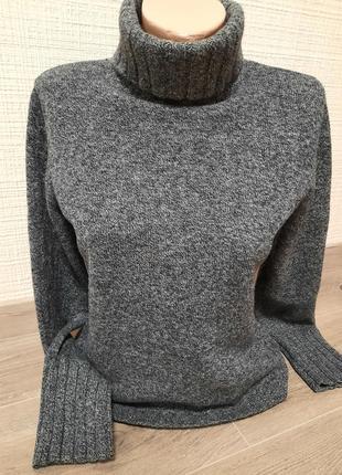 Next женский свитер 100%шерсть