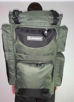 Карповый походной туристический рюкзак