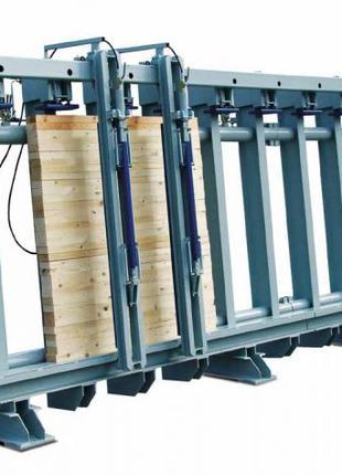 Вайма для клееного бруса Orma SPL/SE 60/150. Пресс