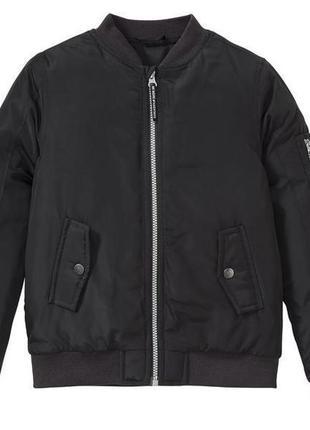 Демисезонная куртка бомпер на девочку pepperts германия размер...