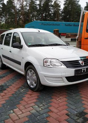 Бампер задний Renault Dacia Logan
