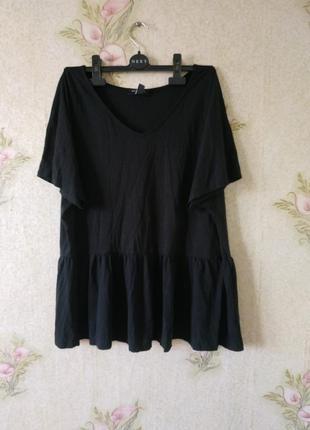 Женская блузка большого размера # блузка из натуральной ткани ...