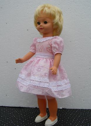 Кукла- лялька- куколка - 48 см Гдр.