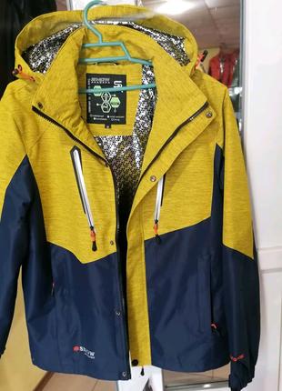 Термокуртка мужская