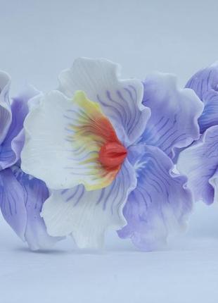 Необыкновенные диадемы, тиары из полимерной глины