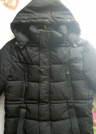 🔥теплый зимний пуховик куртка 🔥