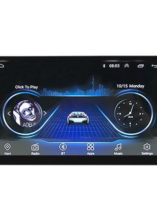 "Автомобильная магнитола 9"" Android HEVXM 8809 2 DIN"