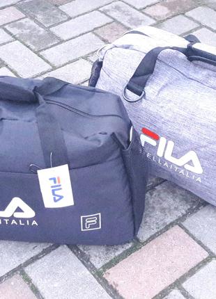 Сумка Fila спортивний, дорожній варіант. Розмір 55×30×17см.
