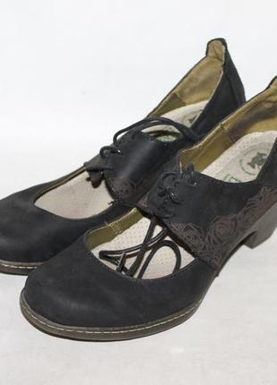 El naturalista комфортные кожаные туфли в стиле мэри джейн 38 ...