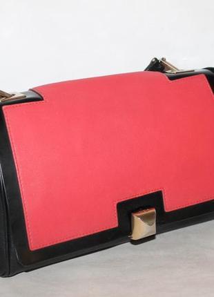Оригинальная кожаная сумка furla 100% натуральная кожа