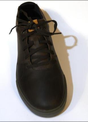 Merrell barkley мужские кроссовки кеды кожа оригинал 42.5 43 44