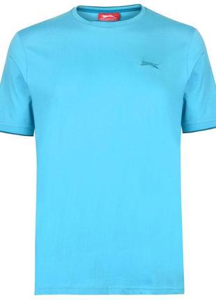 Slazenger мужская футболка в наличии англия оригинал