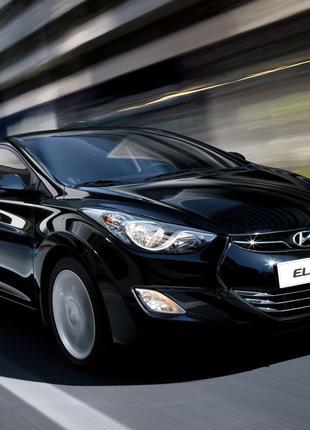 Hyundai Elantra MD AD HD 2011-2016 стекло лобовое