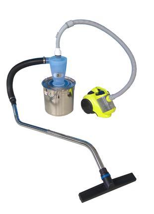 Фильтр циклон для строительного или бытового пылесоса