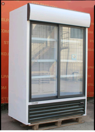 Холодильный шкаф EVEREST EV 42 DDS
