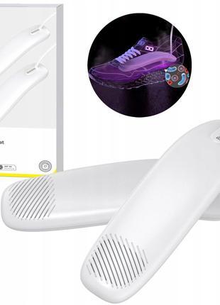 Сушилка Baseus Foot Quick Heat Sterilization Shoe Dryer (ACJY-02)