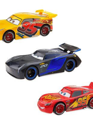 "Набор машинок (3 шт, металл) из м/ф ""Тачки-3"", Disney Pixar Cars"