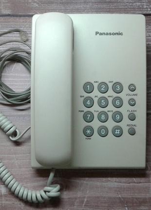 Стационарный телефон PANASONIC KX-TS2350AJ