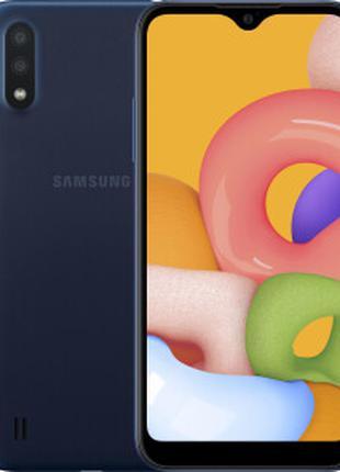 Мобільний телефон Samsung A01/A015F 2/16Gb Blue