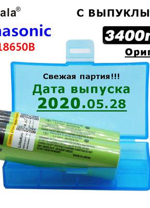 Аккумулятор Panasonic NCR18650B 18650 Li-ion 3400мАч mAh! (2020)