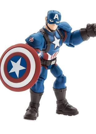 Игровая фигурка Капитан Америка из серии Marvel Toybox от Disney