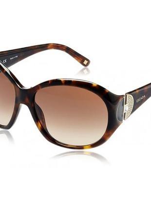 Брендовые солнцезащитные очки escada, оригинал / made in italy