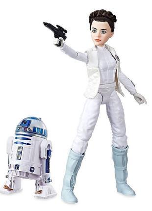 Набор Принцесса Лея и робот R2-D2 Star Wars от Disney