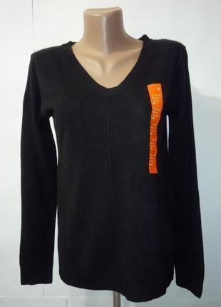 Джемпер пуловер базовый мягкий primark uk 8/36/xs