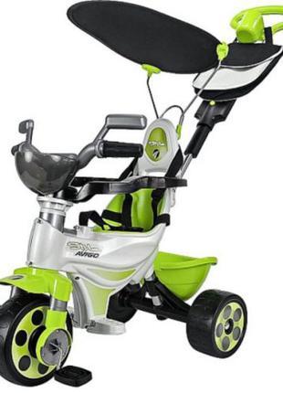 Трехколесный велосипед Avigo Body Trike зеленый