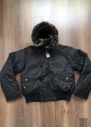 Пуховик куртка пуховая короткая
