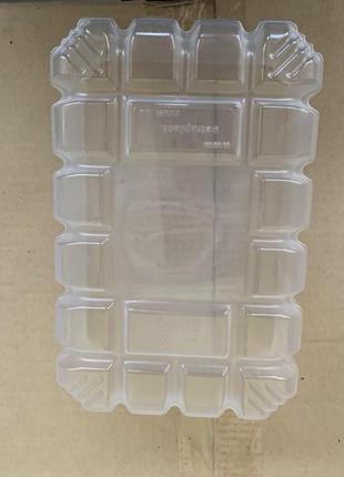 Лотки пластиковые.