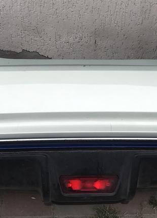 Бампер задний Nissan Leaf 2018-2019   85022-5SA0H   85084-5SA0A